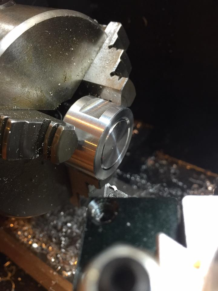 Individual injector element machining