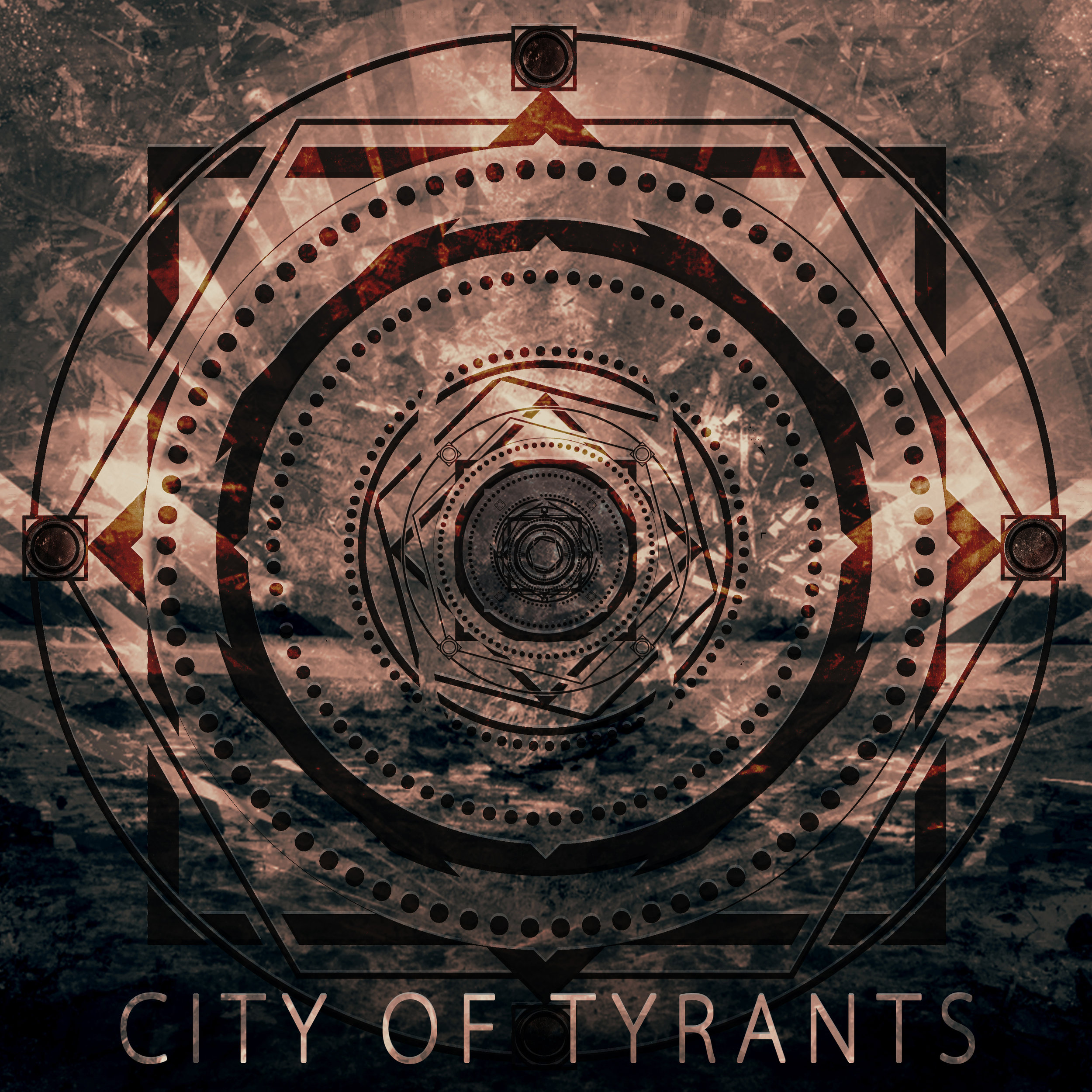 City Of Tyrants - Album Artwork