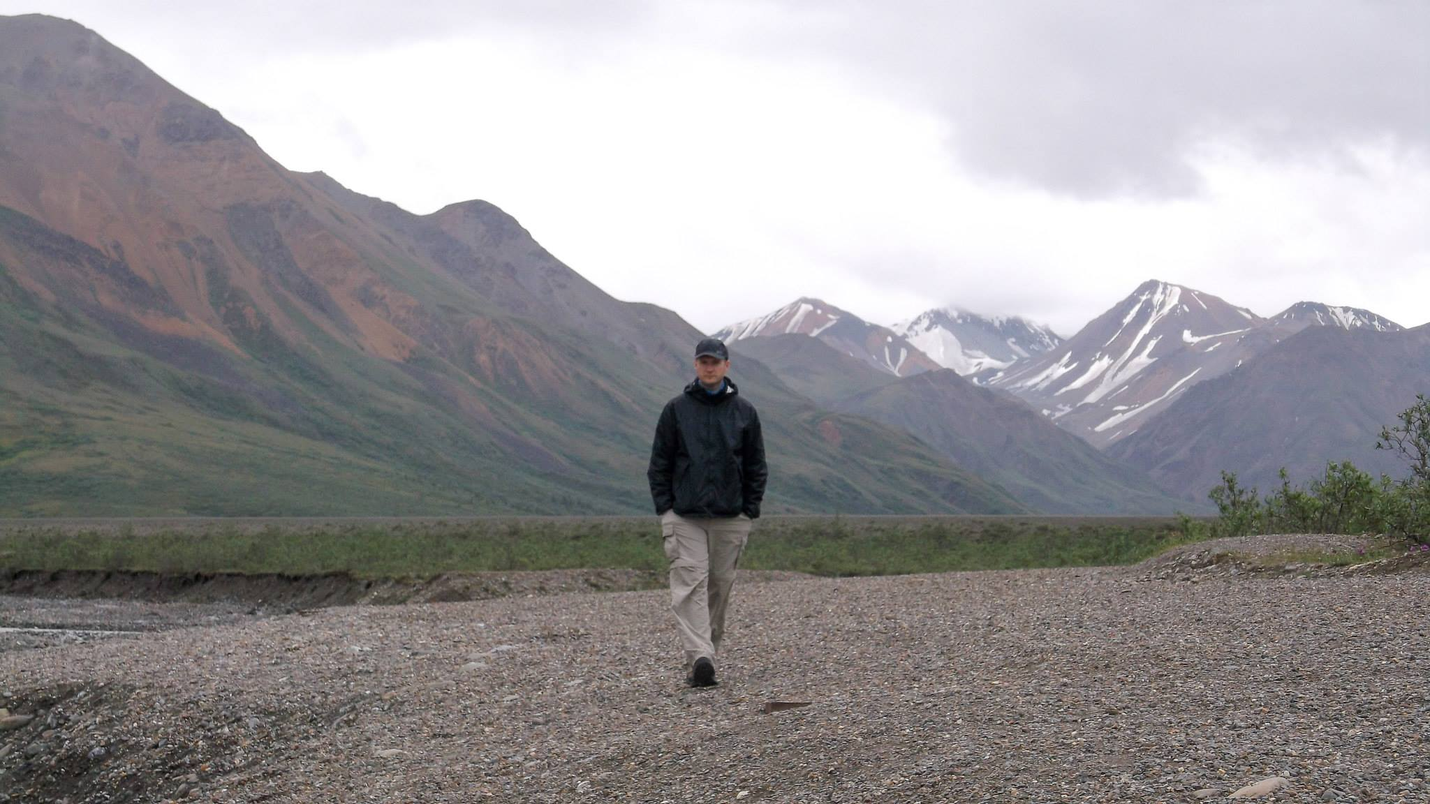 At Denali National Park
