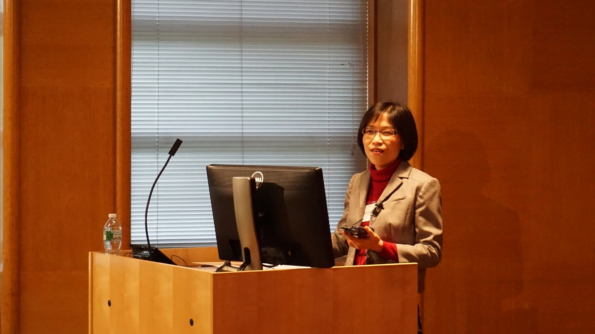 Institute Introduction by Professor Panle Jia Barwick