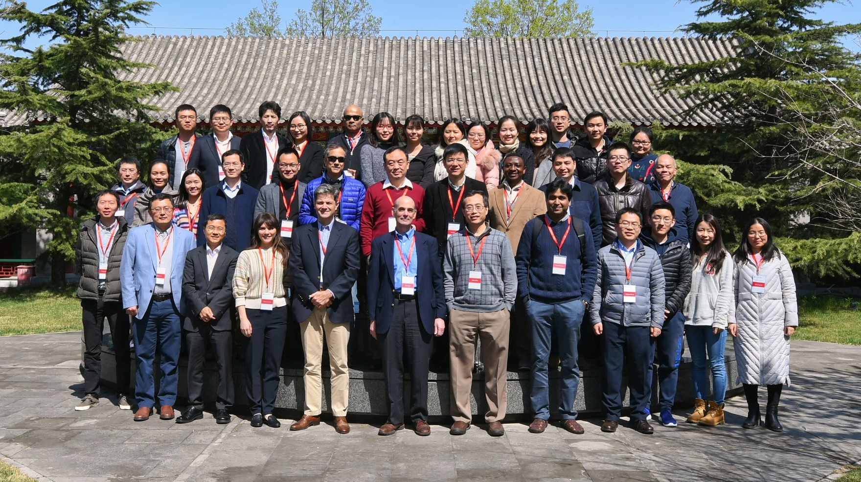 Participants of Workshop in Economics of Environment, Energy and Climate at Peking University