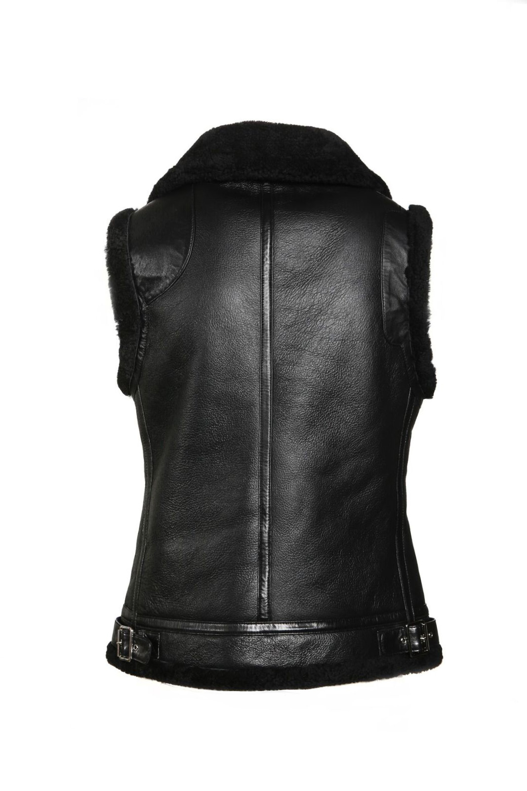 Lamb Leather Vest