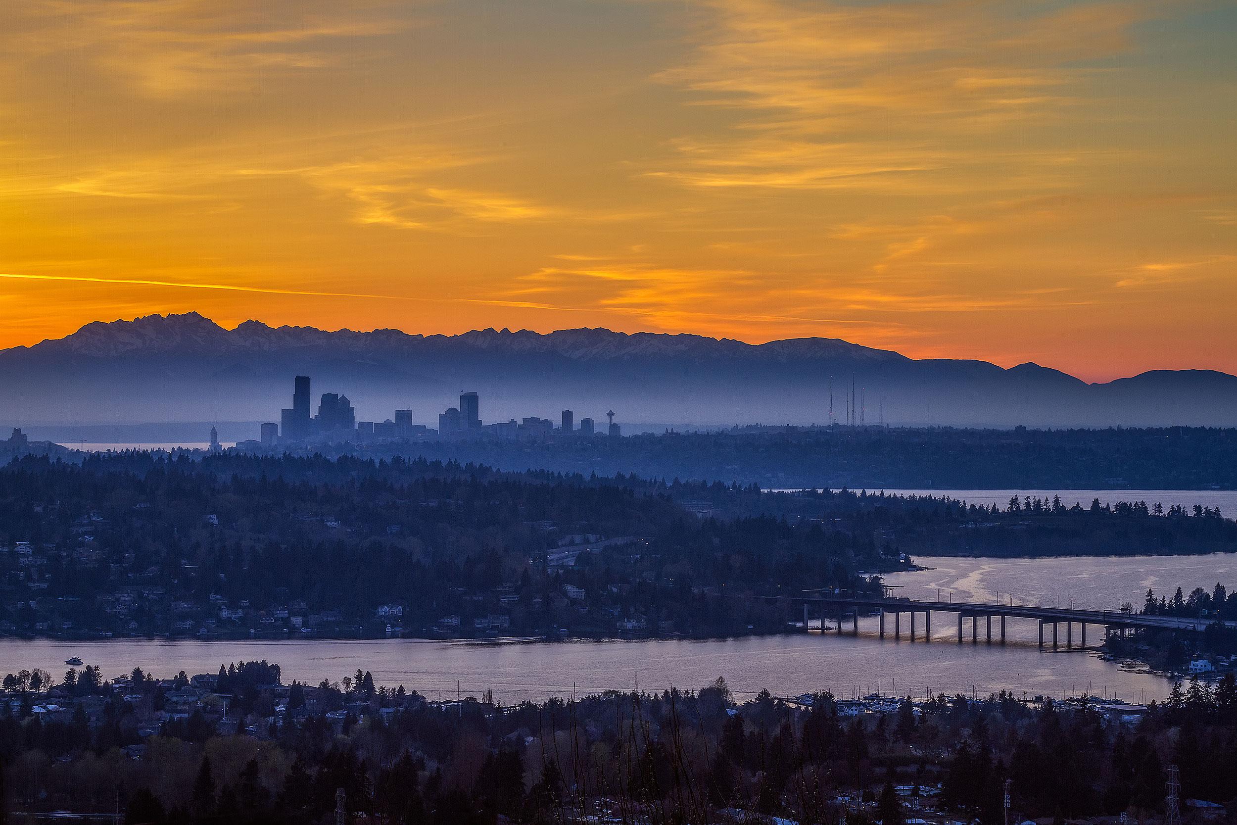 Westward View Seattle