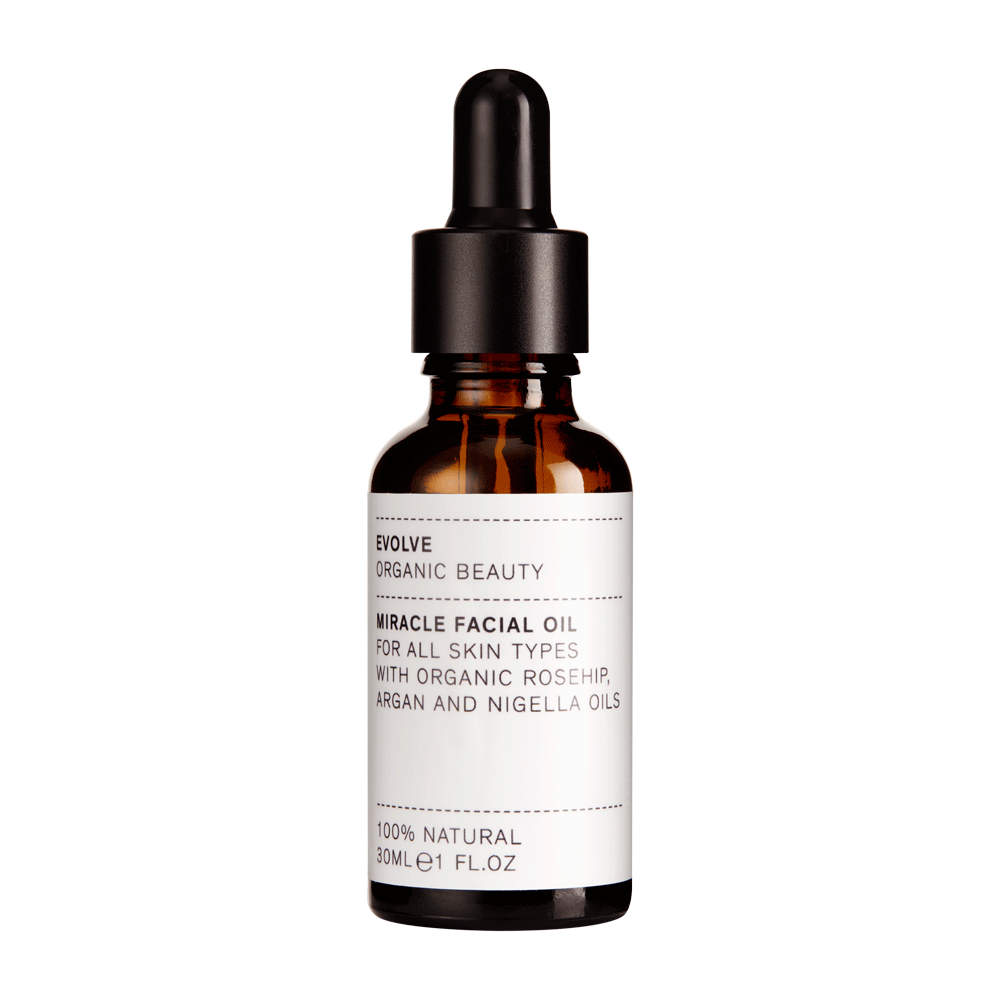 Evolve Beauty Miracle Oil