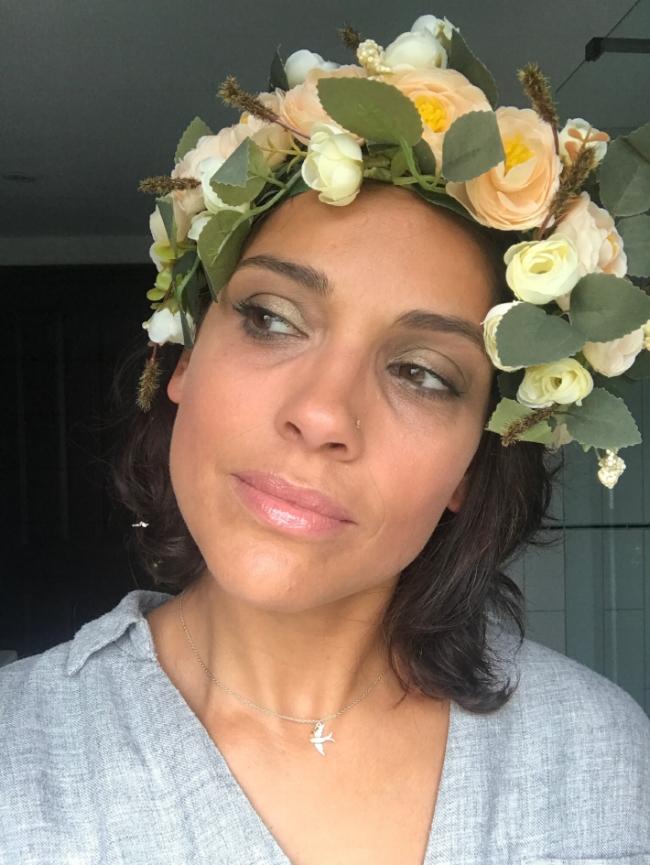 Tahira Makeup for Lily Lolo