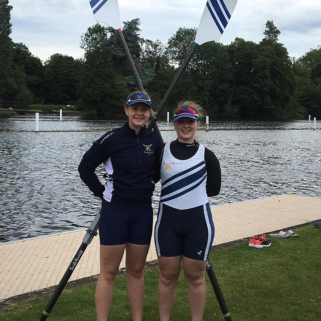 Reading Rowing Club are proud to announce our HWR 2019 athletes:  J 2x A.Kemsley & P. Threlfell  A 1x M. Douglas & A.Dixon  C 2- A. Jackson & R.O'Connor  We wish then best of luck during the qualifying! #proud #yeahreading #readingrc #wearereadingrc #whiteandblue #rowing #henley #womeninsport #henleywomensregatta