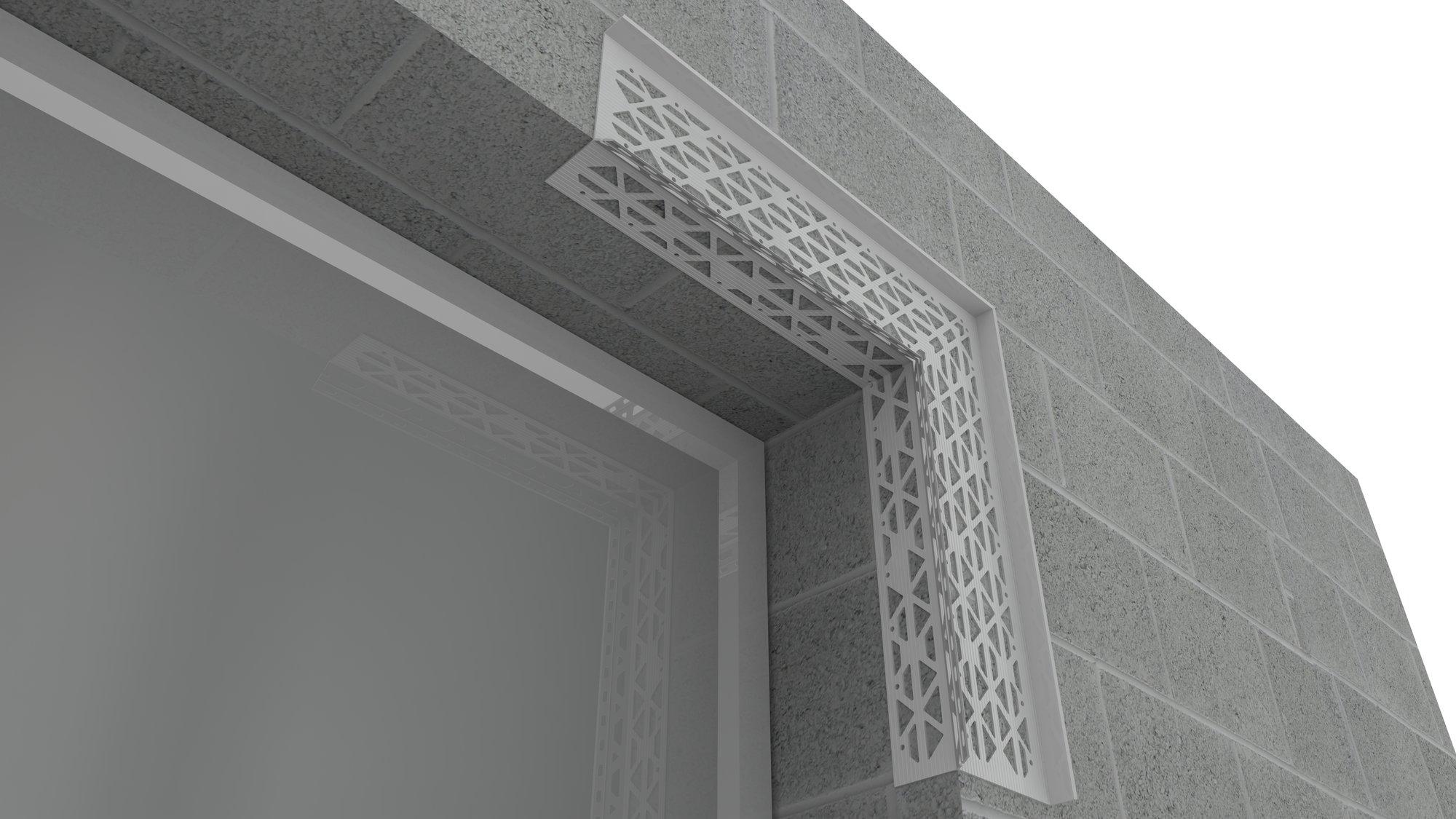 Under development:New RE-KKUR PVC Window Bands