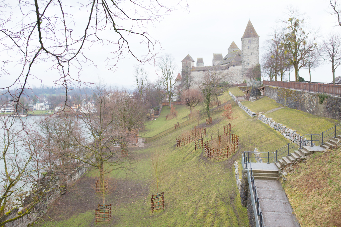 Rapperswil Castle, St. Gallen, Switzerland — Something Swiss