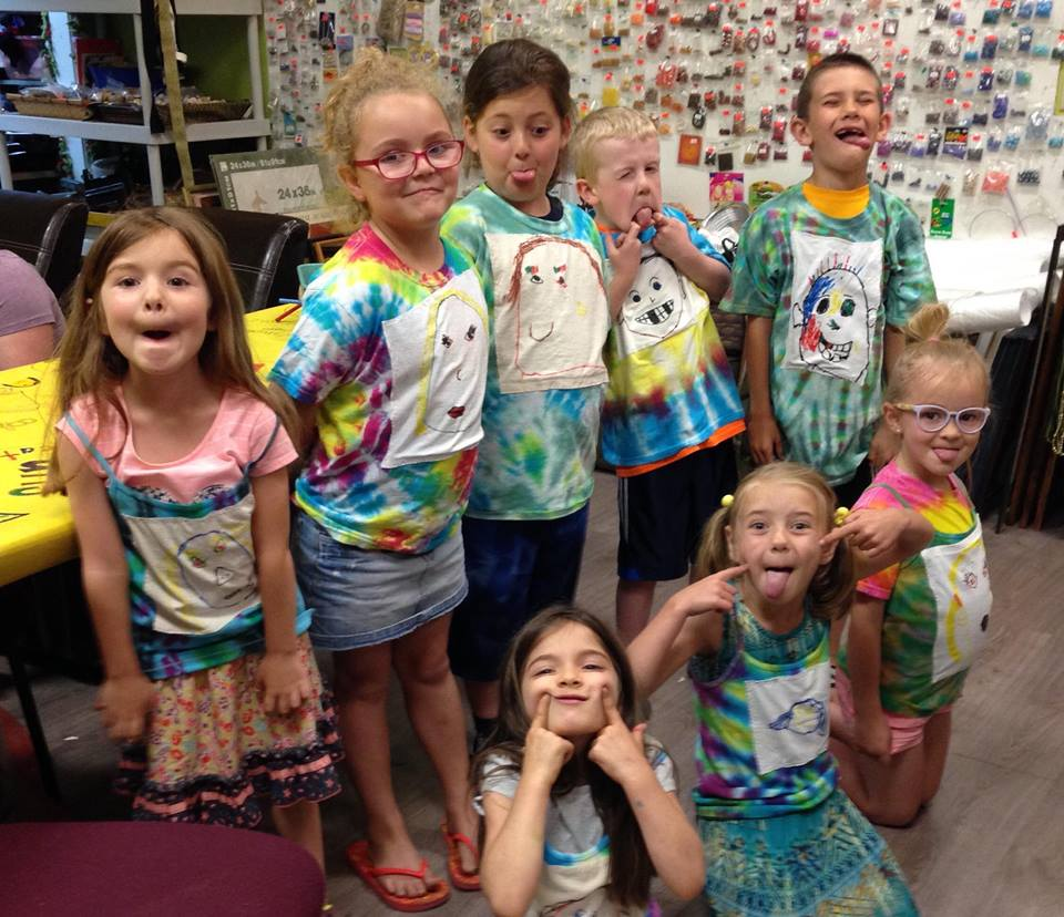 CREATIVE KIDS SUMMER CAMP - For kids ages 5 - 12 years old