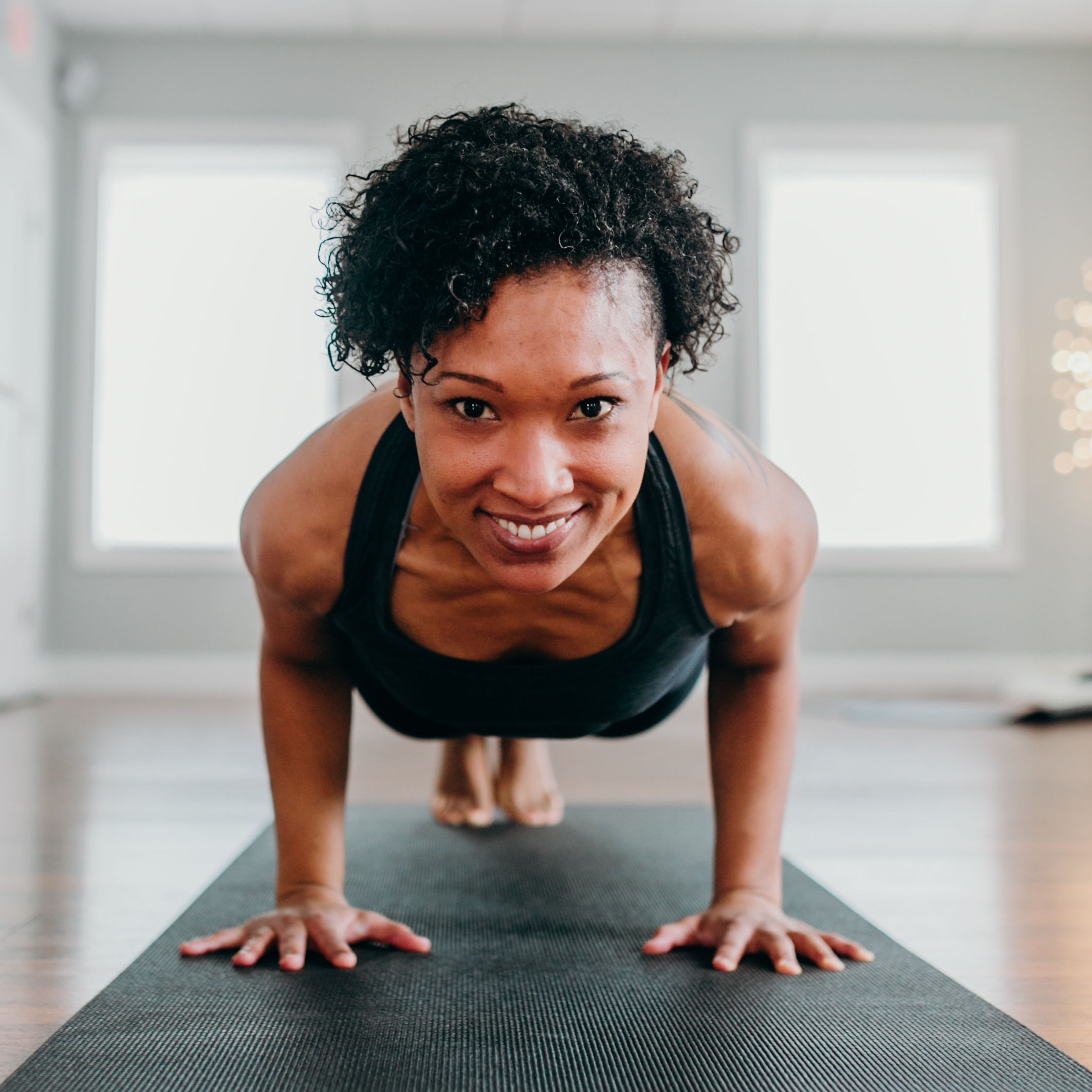 Lisa Lazarus - Lisa is a Yoga Alliance RYT-200 Certified Yoga Teacher and fitness coach. She completed her training at The Yoga Shop of West Hartford. Lisa is known for leading students through a moving meditation that will challenge the practitioner, both physically and mentally.
