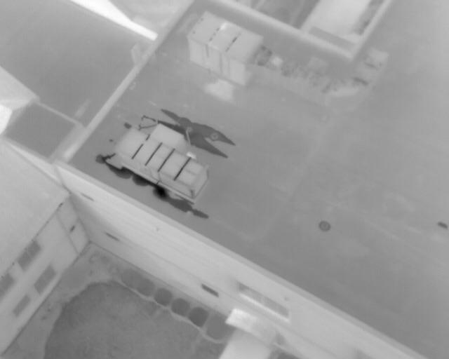 Roof Moisture Survey
