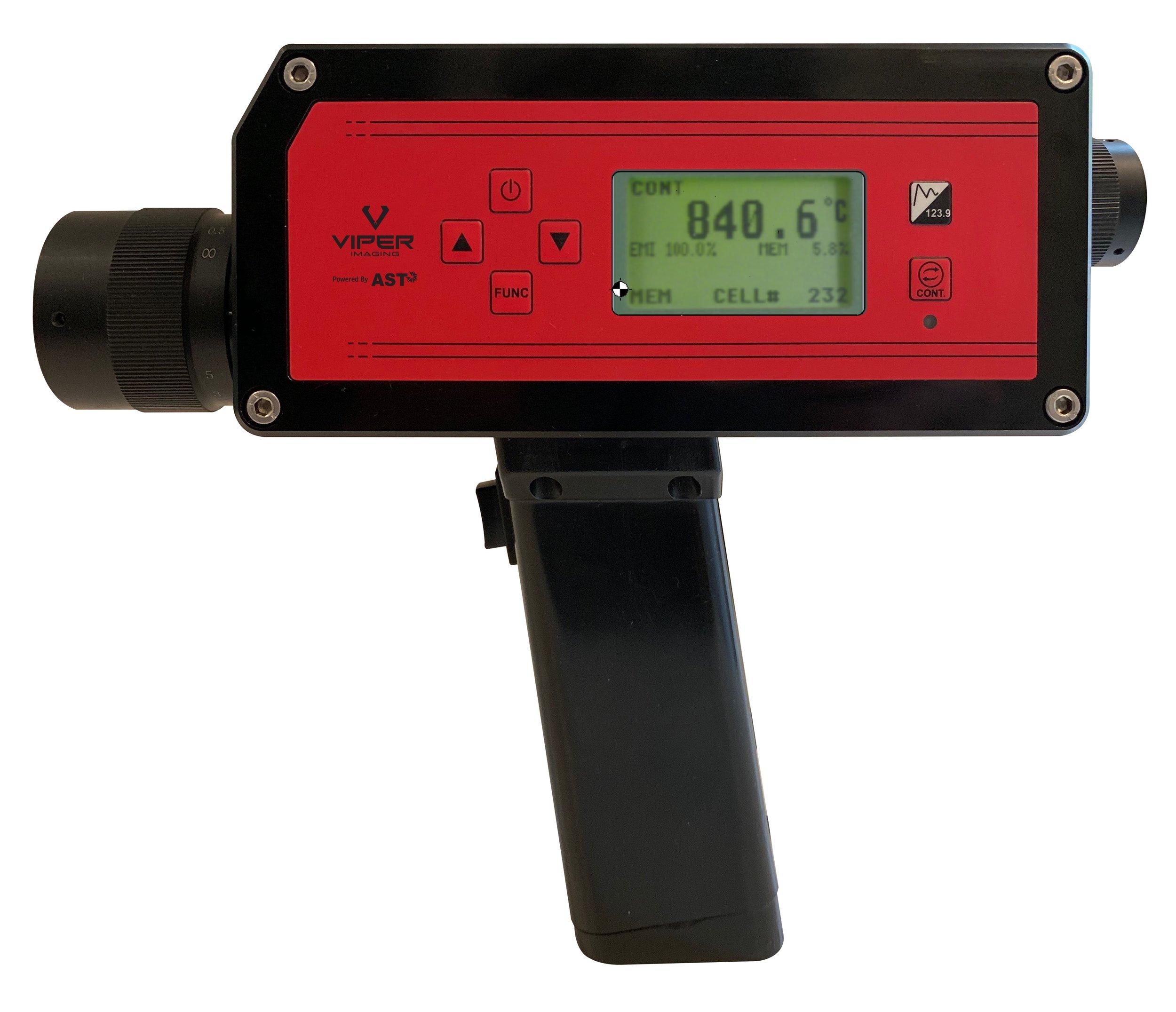 Python Portable Pyrometer