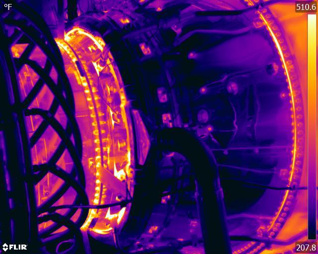 Power-generating turbine