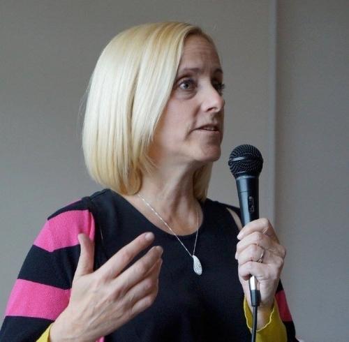 Adele Saccarelli-Cavallaro - Executive Founder/CEOof Teamwork Wins Non-Profit