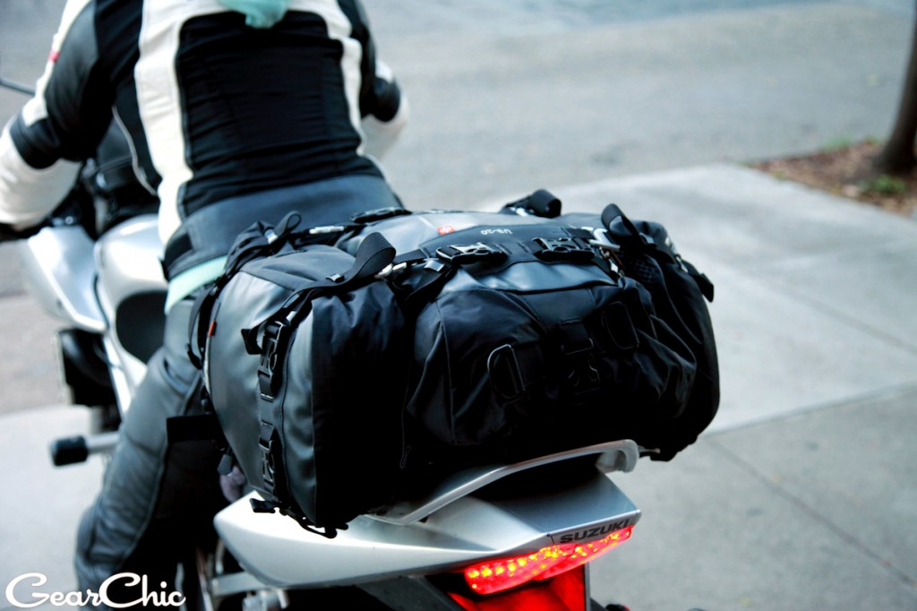 Kriega: Two US-10's and One US-20 for a total of 40 Liters