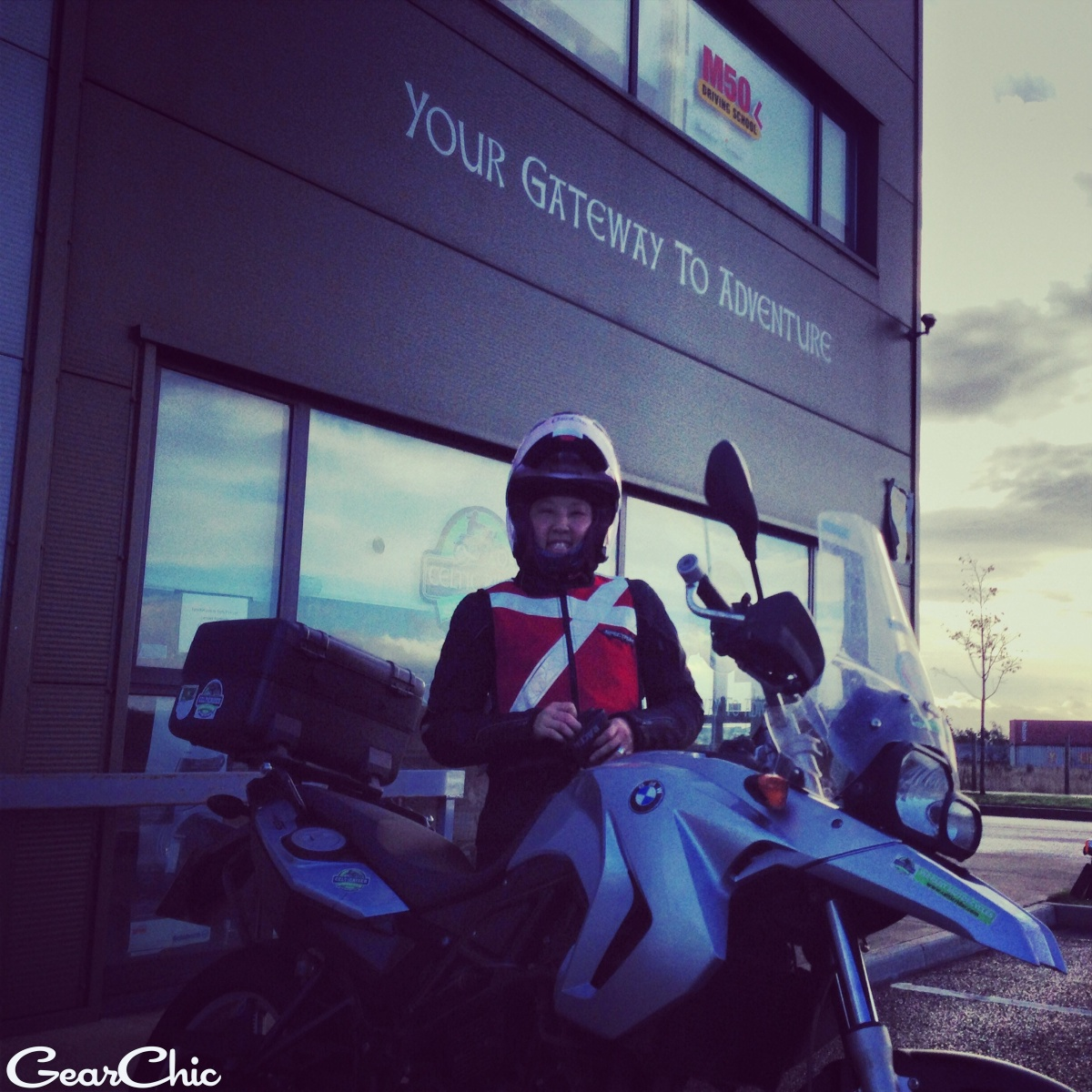 celtic rider bmw f650gs motorcycle rental dublin ireland