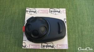 Sena SMH5 Bluetooth Headset and Intercom, Top