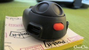 Sena SMH5 Bluetooth Headset and Intercom, Side