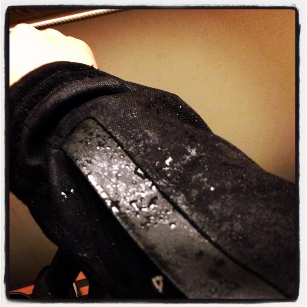 REVIT Legacy GTX Jacket, wet sleeve