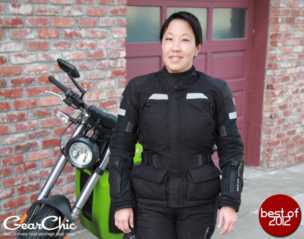revit legacy womens motorcycle textile waterproof gore tex jacket