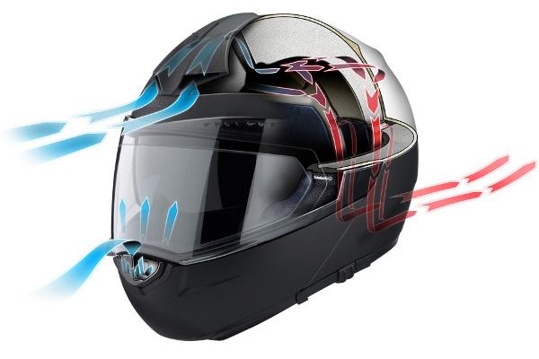 Schuberth C3Pro Women motorcycle helmets modular best