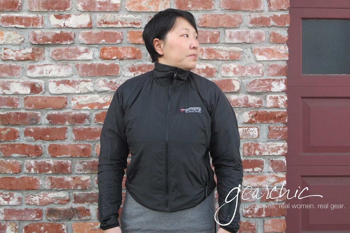 Warmnsafe Women's Heated Jacket Liner