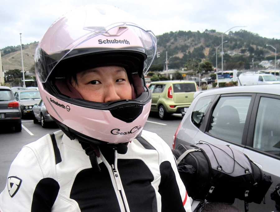 Schuberth C3Pro Women's Modular Helmet