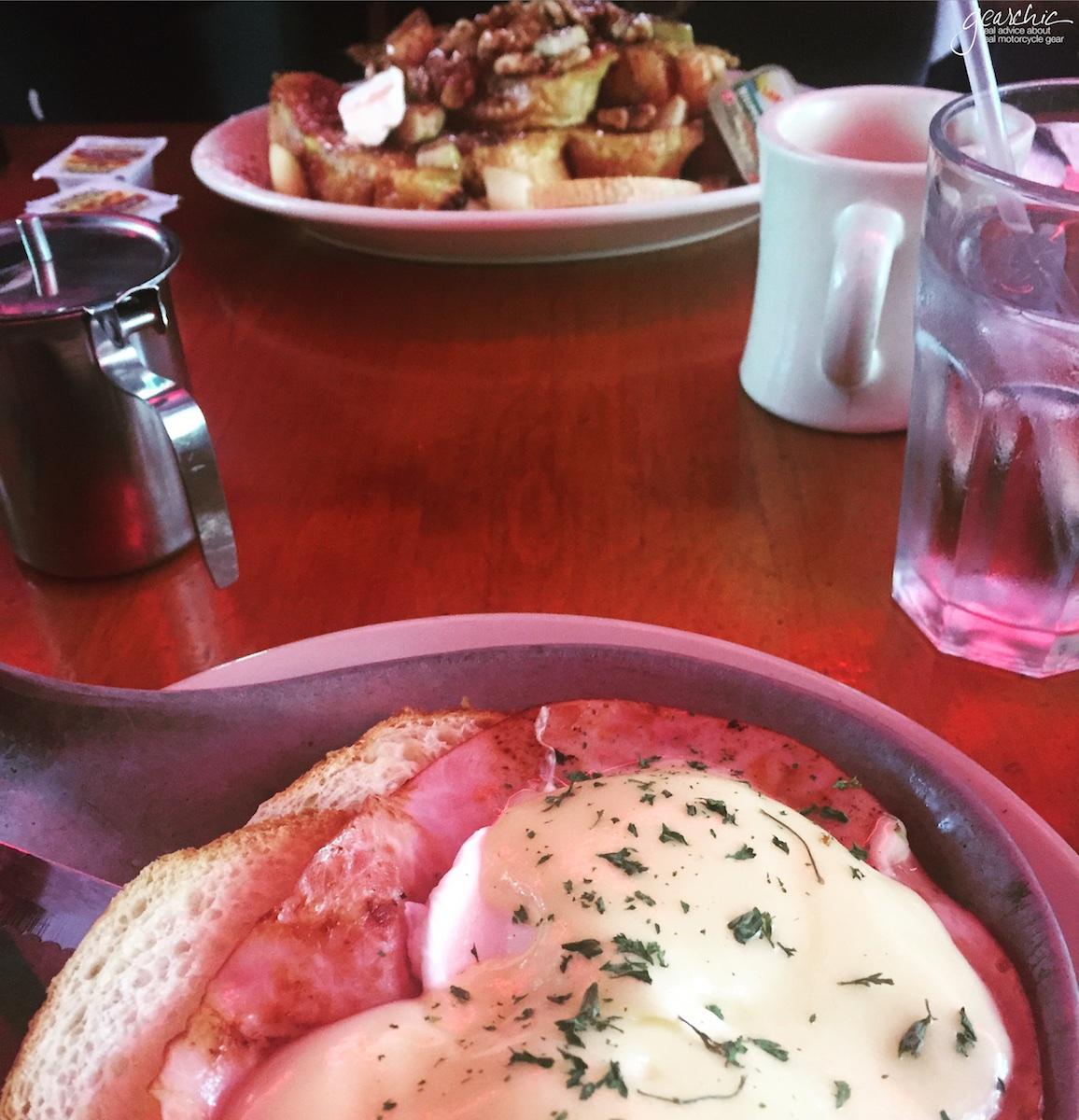 Breakfast at Full Moon in Lambertsillve, NJ