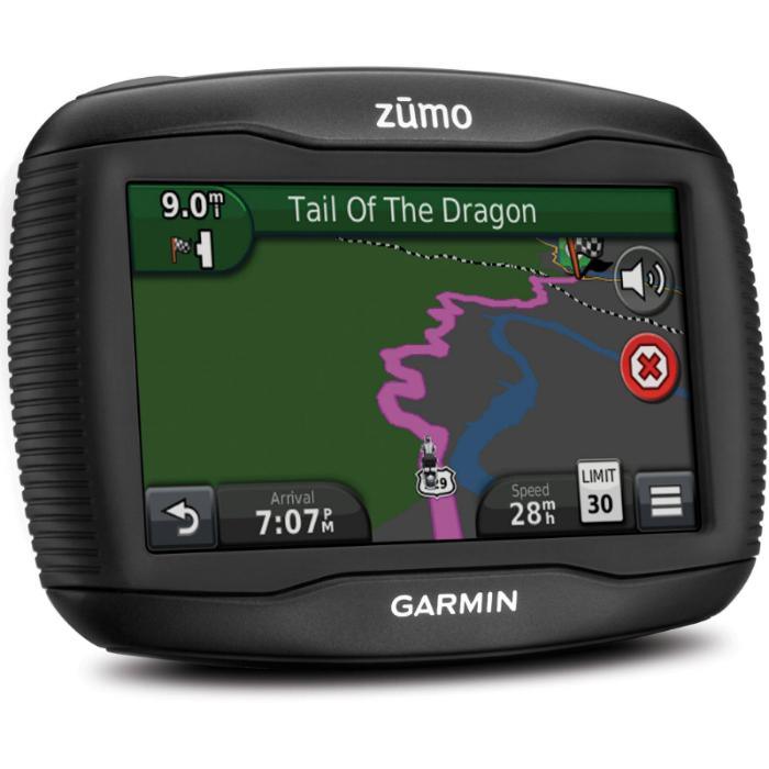 Garmin Zumo 390LM Motorcycle GPS