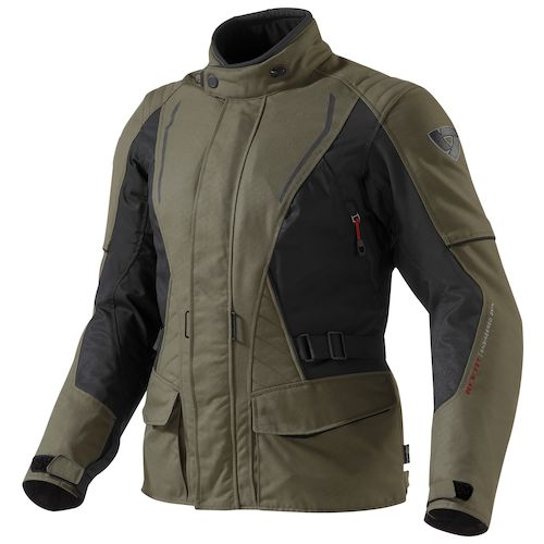 Revit's Monroe Jacket (in Olive Green, pretty!)