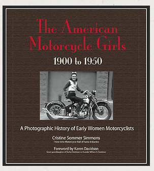 american motorcycle girls book
