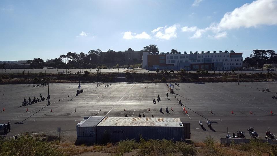 My old site, San Francisco City College via motorcycle school.com