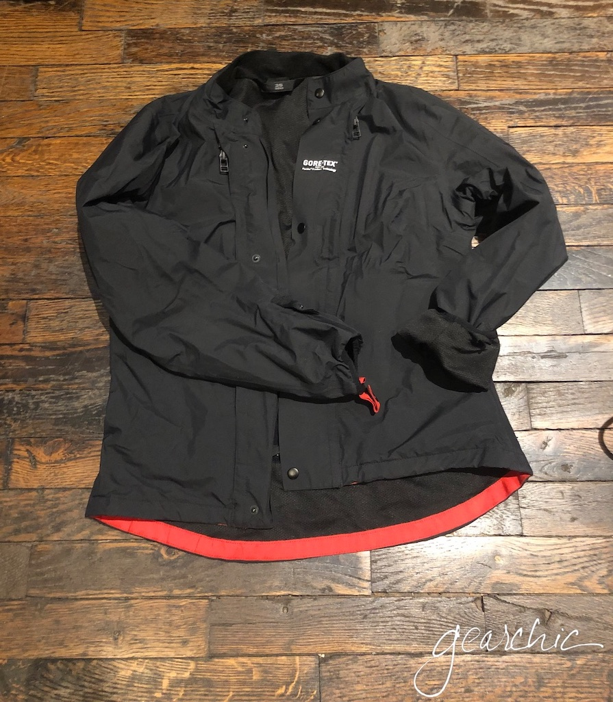 GORE-TEX removable liner/jacket