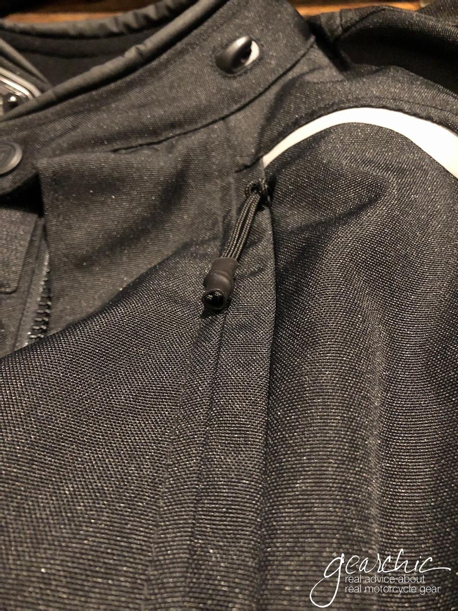 Zipper pulls!