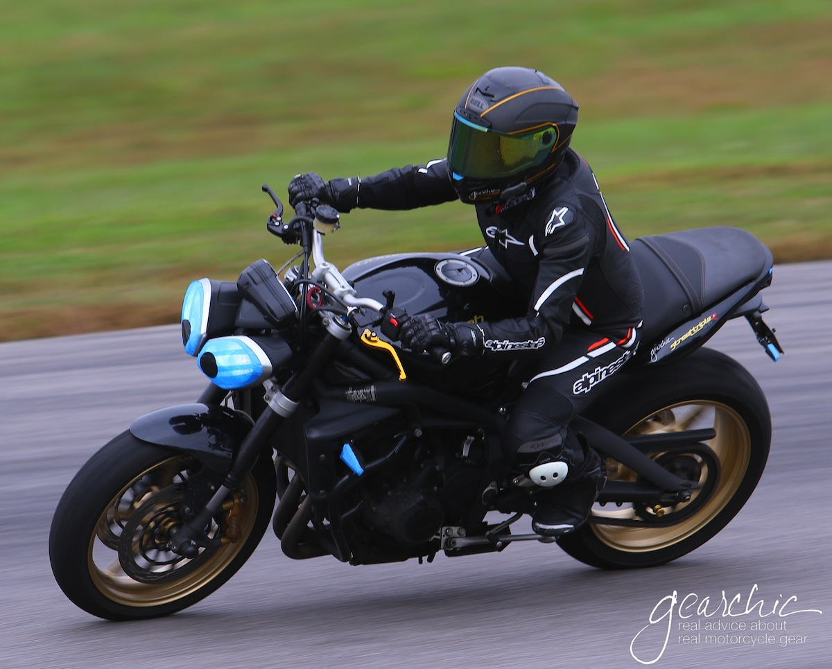 Doing another trackday in October 2018 with CLASS Motorcycle School at VIRginia International Raceway.
