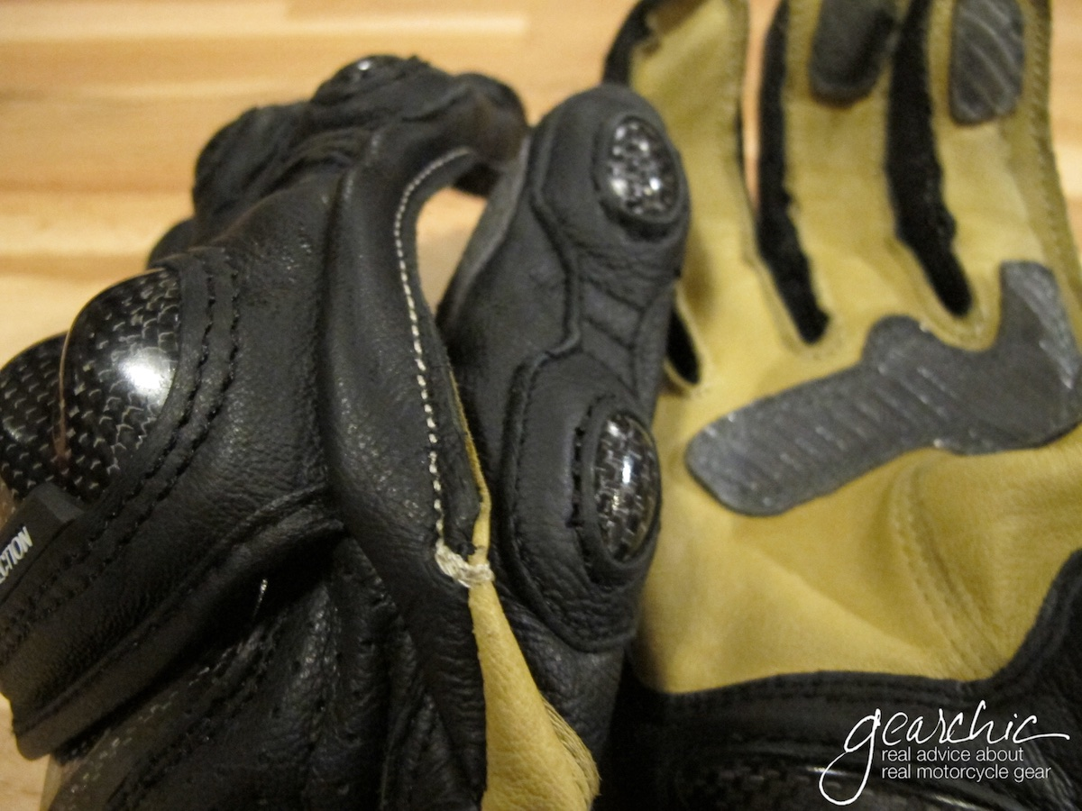 My favorite gloves on the planet, the  Racer High Racer for Women