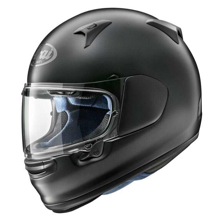 MSRP $559.95 Arai Regent-X (Intermediate Oval). One of the most comfortable helmets you'll ever. An excellent brand when you have very full, round cheeks.