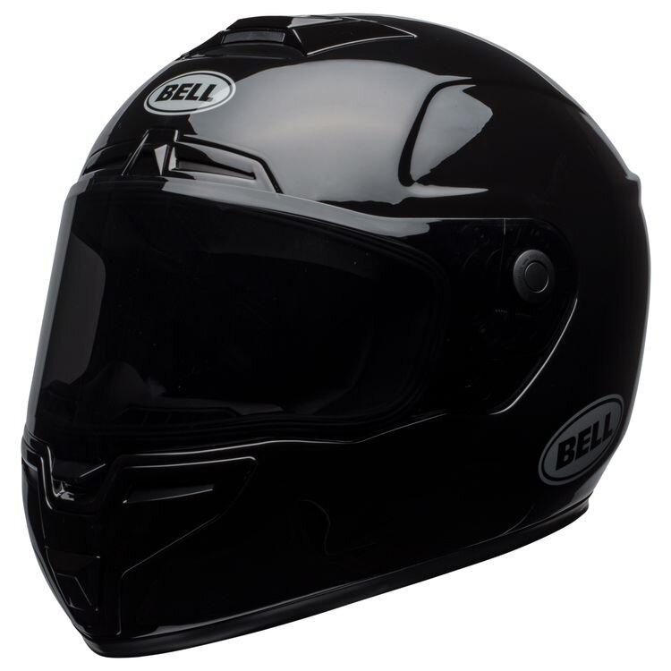 Bell SRT Helmet  MSRP $209: Long Oval: Fiberglass Shell: Soft Smushy Cheekpads