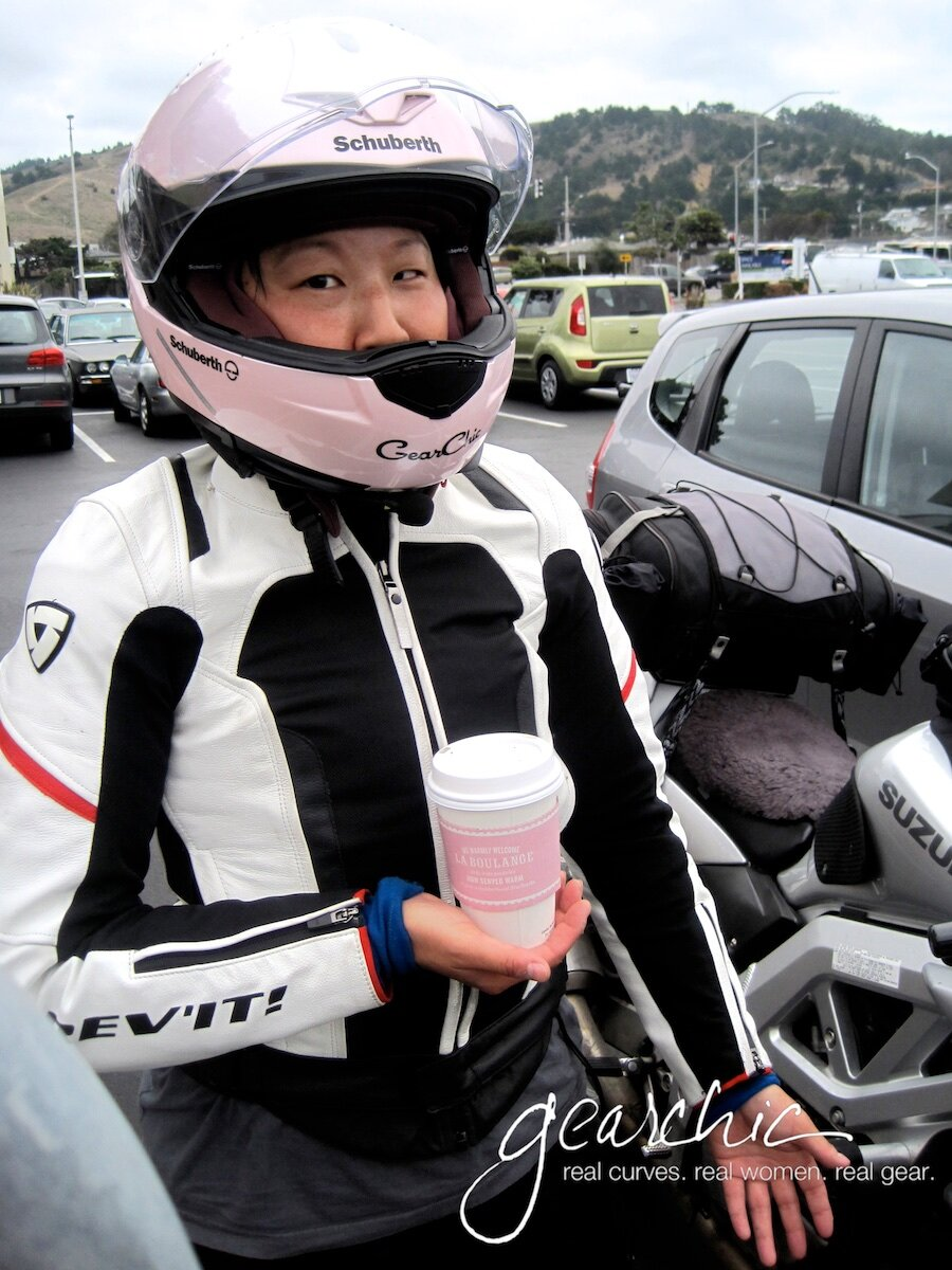 My brief experience wearing a Schuberth C3ProW.