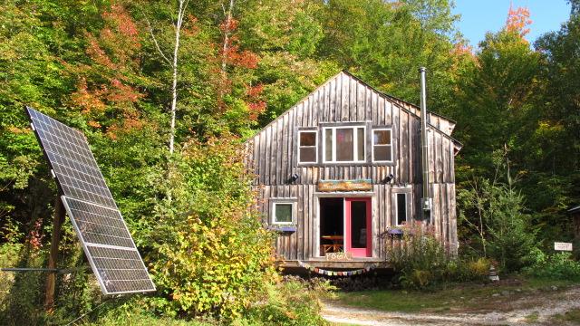 eco-friendly retreat center