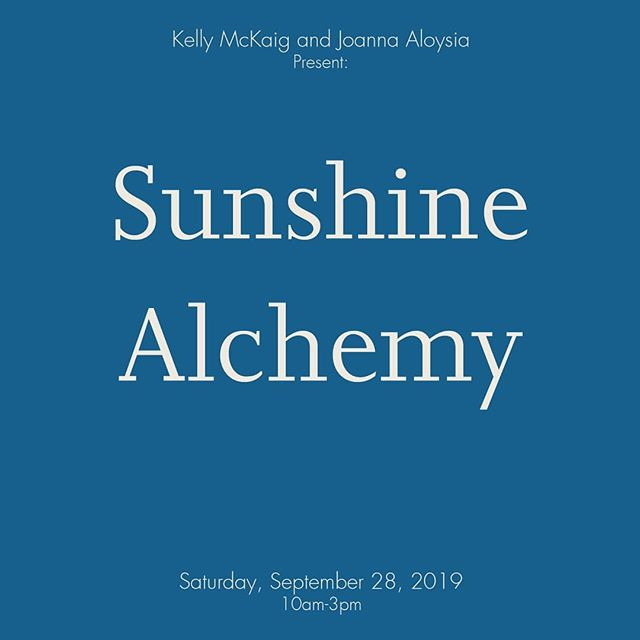 Tickets are on sale! For purchase follow the link in my bio. @kellymckaig.stylist.maker and I are hosting the next round of our Sunshine Alchemy: Cyanotype Workshop. All levels are welcome: attend if you know nothing about the sun print process, if you need a refresher, if you're an expert but want to hang out and make some art, or if you just want to experiment. ⠀⠀⠀⠀⠀⠀⠀⠀⠀ I'm running with it. We are alchemists of sunshine and chemical reactions. We live between art and science. We experiment; we play; we create; we bask in the sun. I can't wait to spend a day in the sun with you! ⠀⠀⠀⠀⠀⠀⠀⠀⠀ #explorejoyfully #nothingisordinary #sunshinealchemy #chicagoworkshop #workshop #creativecommunity #collaboratenotcompete #communityovercompetition #photogram #cyanotype #cyanotypelove #sunprints #photography #chicagophotography #alternativephotographicprocess #alternativephotography