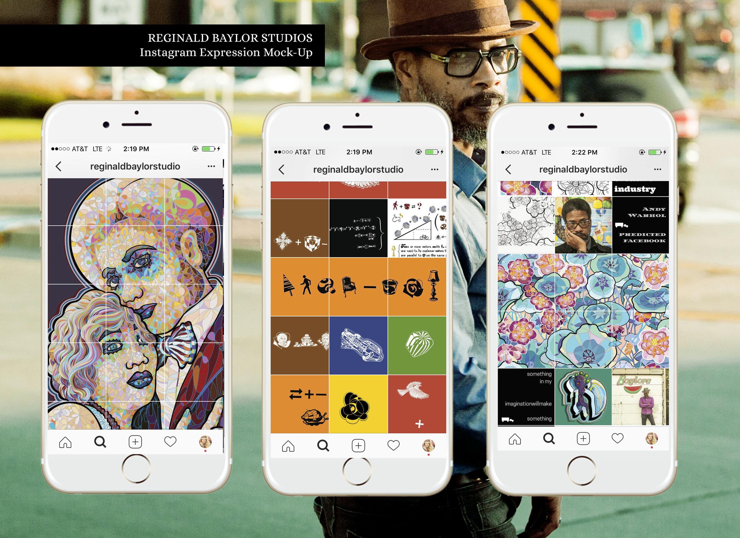 Instagram & Newe Media BrandDevelopment -