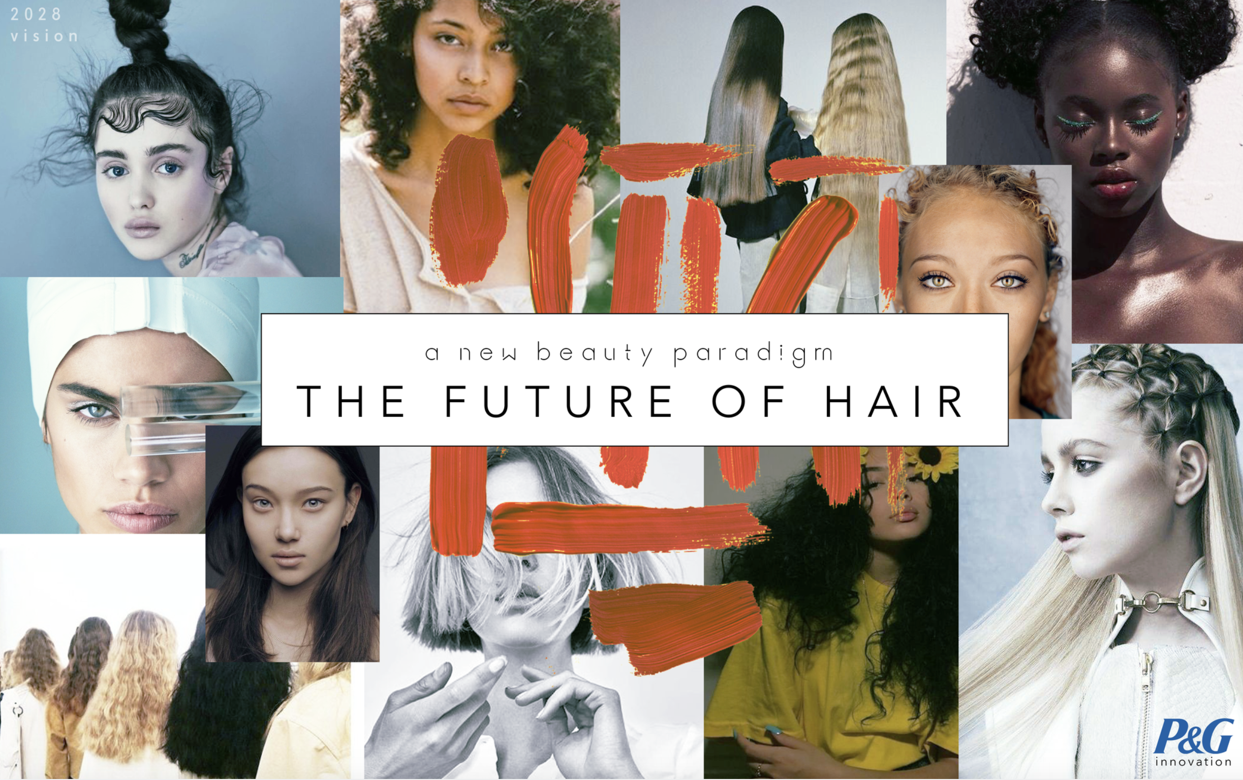 INNOVATION CONSULTING Future of Hair: 2028 Vision - Proctor & Gamble