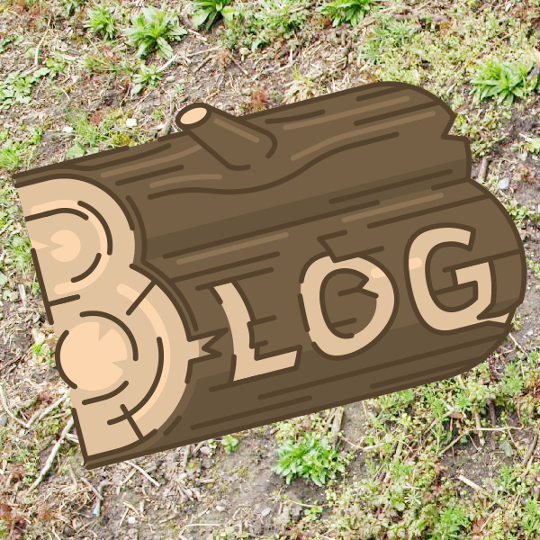 It's Blog, it's Blog, it's big, it's heavy, it's wood...