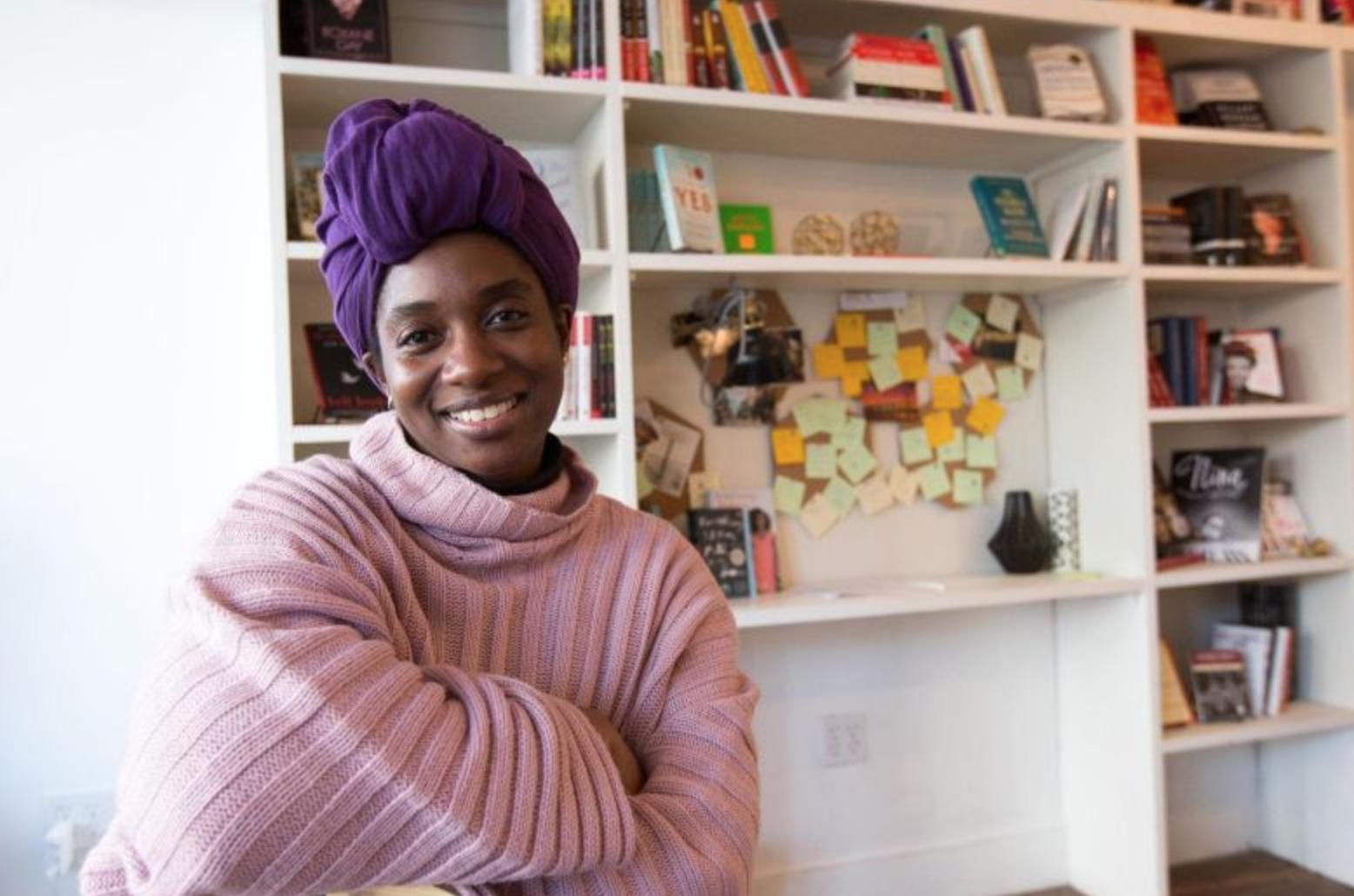 Feminist Bookstore Sets Up Shop  ,  amNewYork,  January 2018