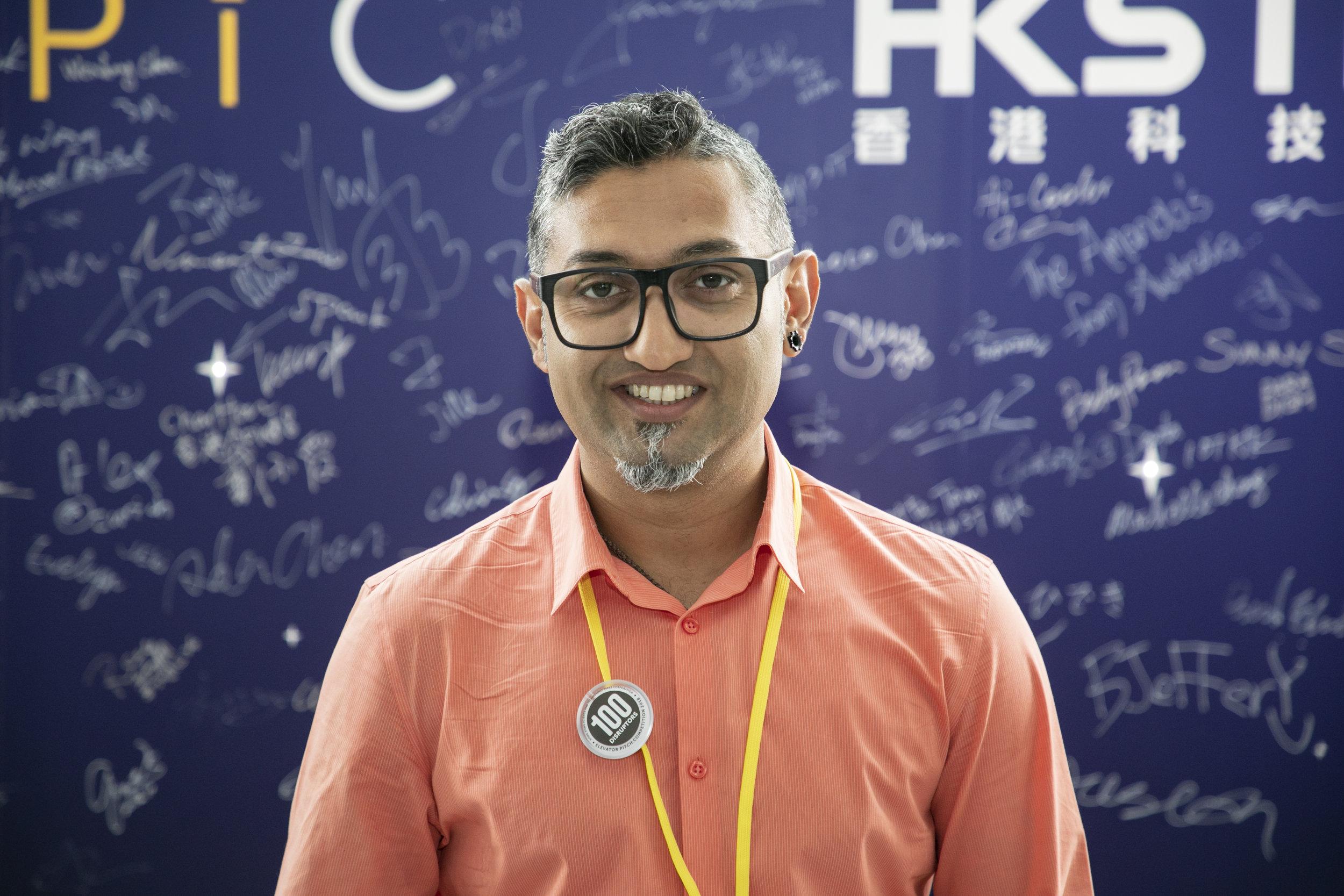 Shalen Kumar HKSTP Epic 2018