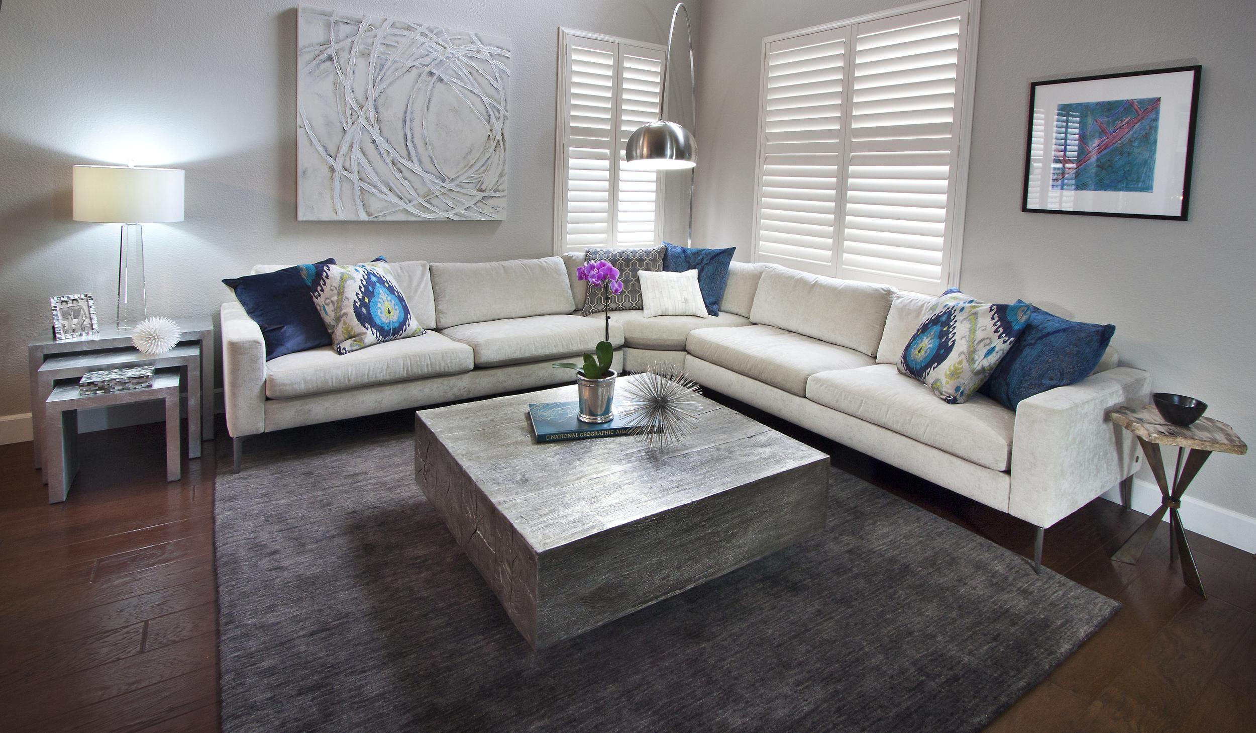 We design elegant, yet affordable spaces