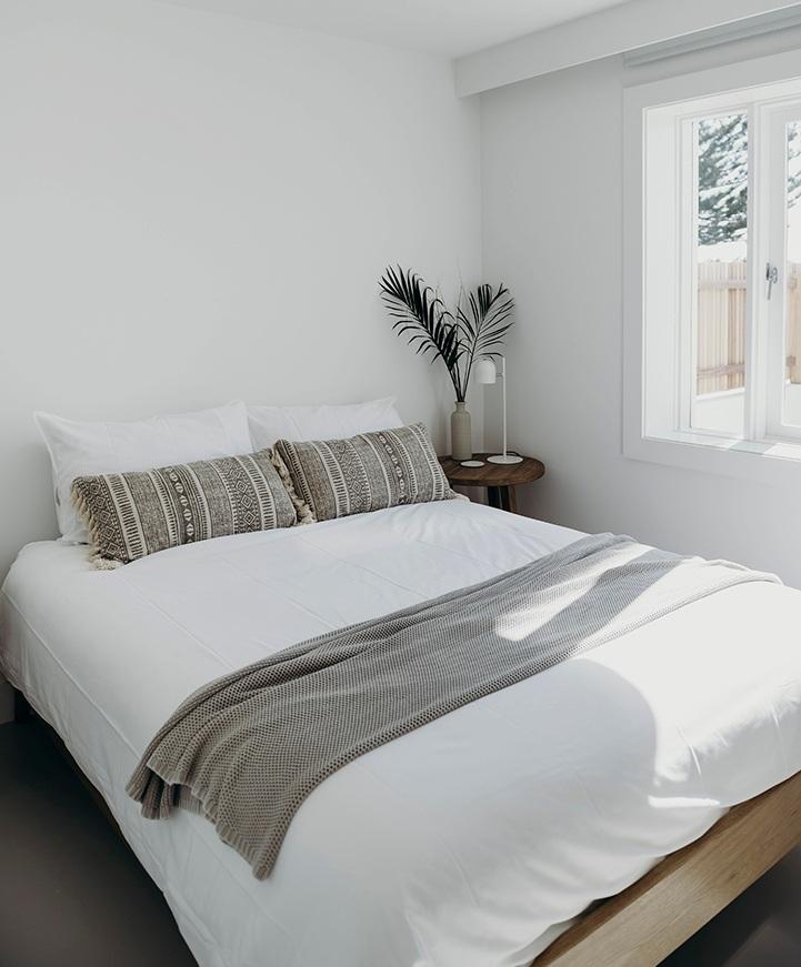 After: Ground Floor - bedrooms