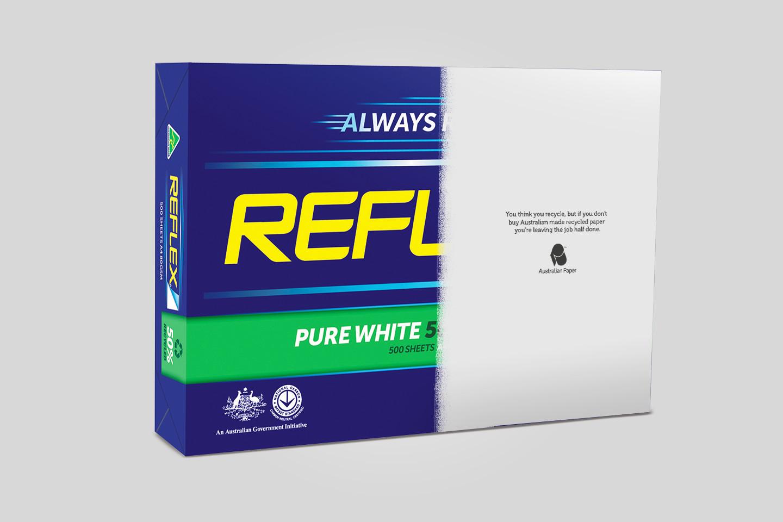 Reflex paper
