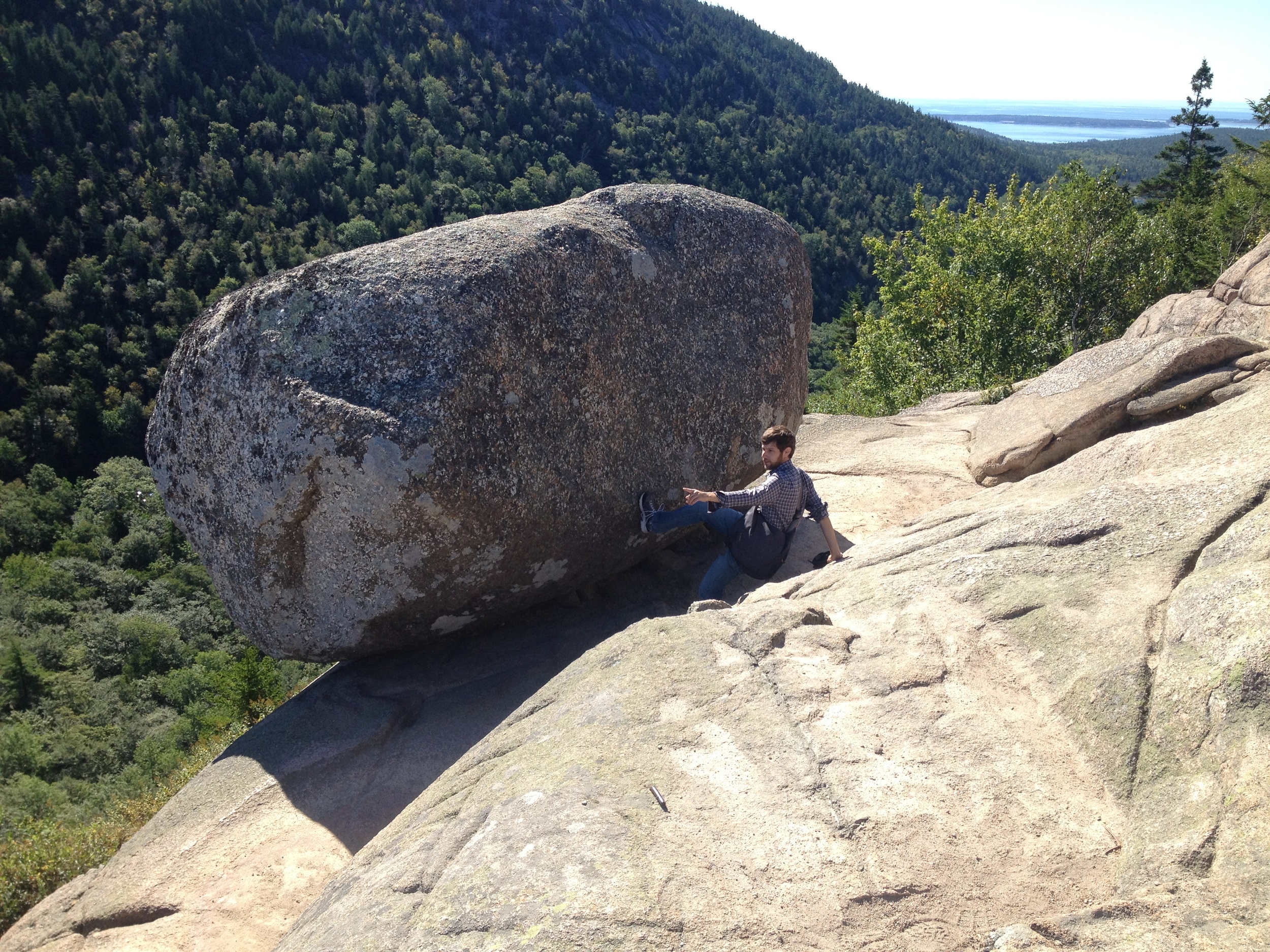 Balance Rock, photo by Amy Beth Wright.